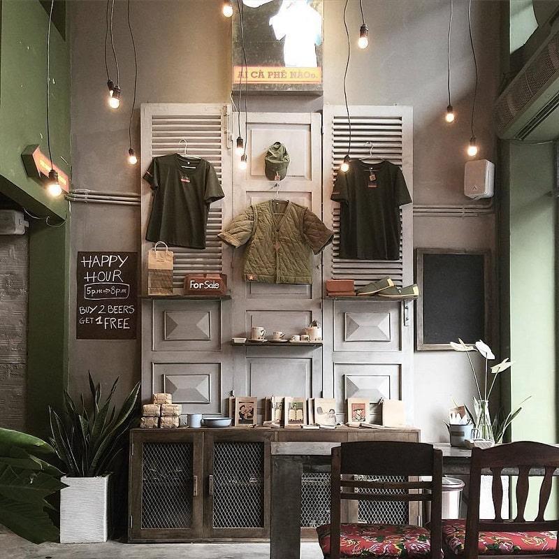 Quán cà phê nối tiếng ở Nha Trang