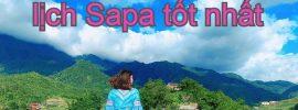 Review 10 tour du lịch Sapa được yêu thích nhất. Du lịch Sapa nên đi tour nào?