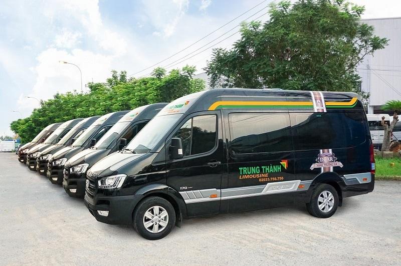 Hãng xe limousine Hà Nội QUảng Ninh chất lượng, Trung Thành Limousine