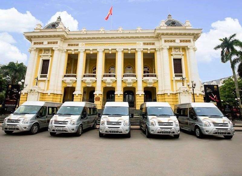 Xe Limousine Hà Nội Quảng Ninh, Luxury Transport