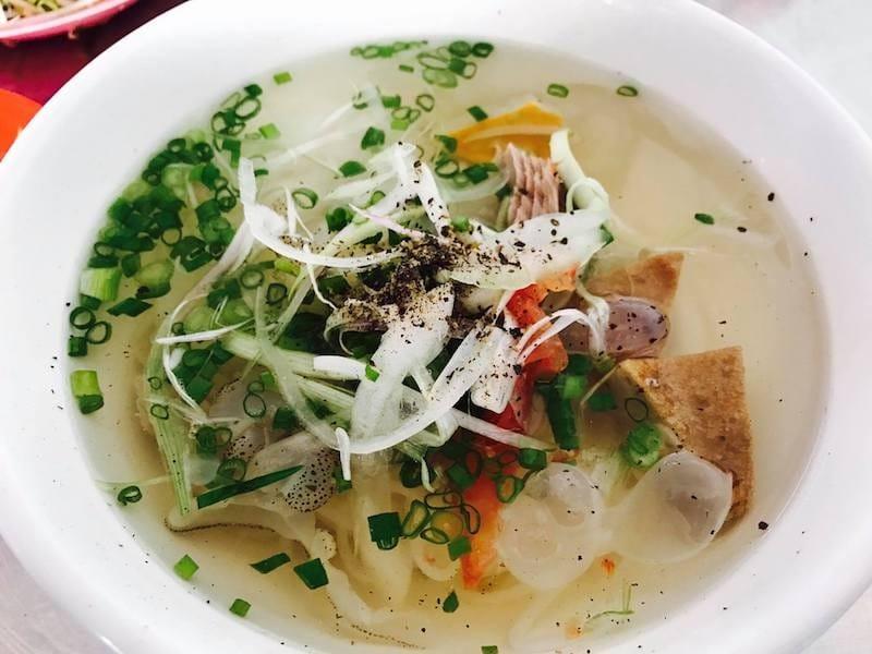 Địa chỉ ăn sang cực hot ở Nha Trang