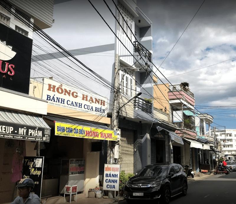 Các quán ăn sáng ngon ở Nha Trang . Gợi ý các quán bánh canh ngon nhất ở Nha Trang