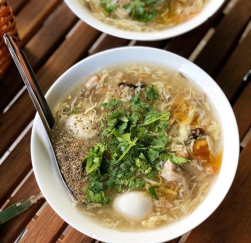 Súp cua chợ đêm - quán súp bán đêm ngon ở Đà Lạt