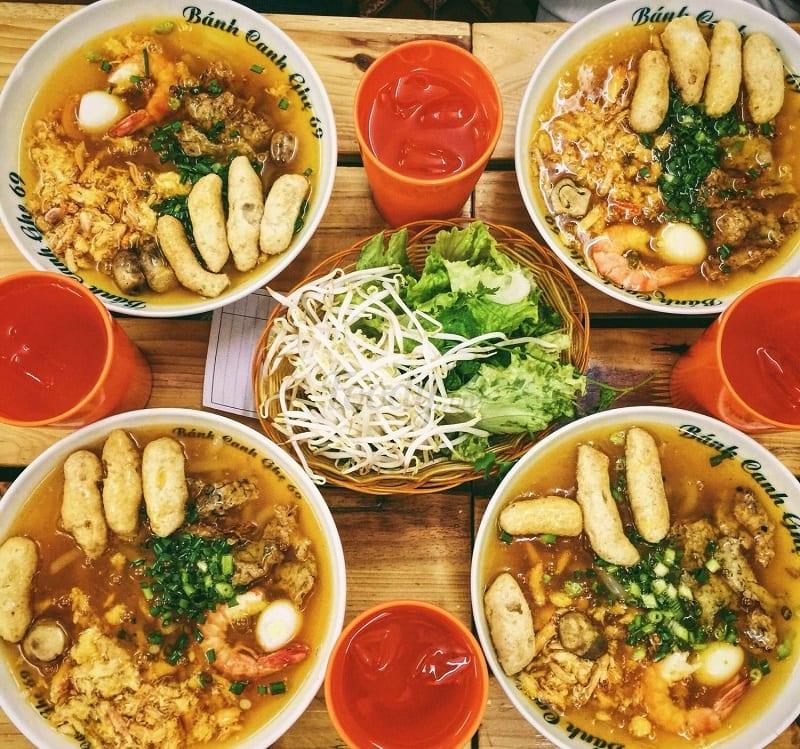 Quán ăn sáng ngon ở Dương Đông Phú Quốc