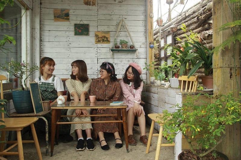 Những quán cafe acoustic ở Đà Lạt nổi tiếng
