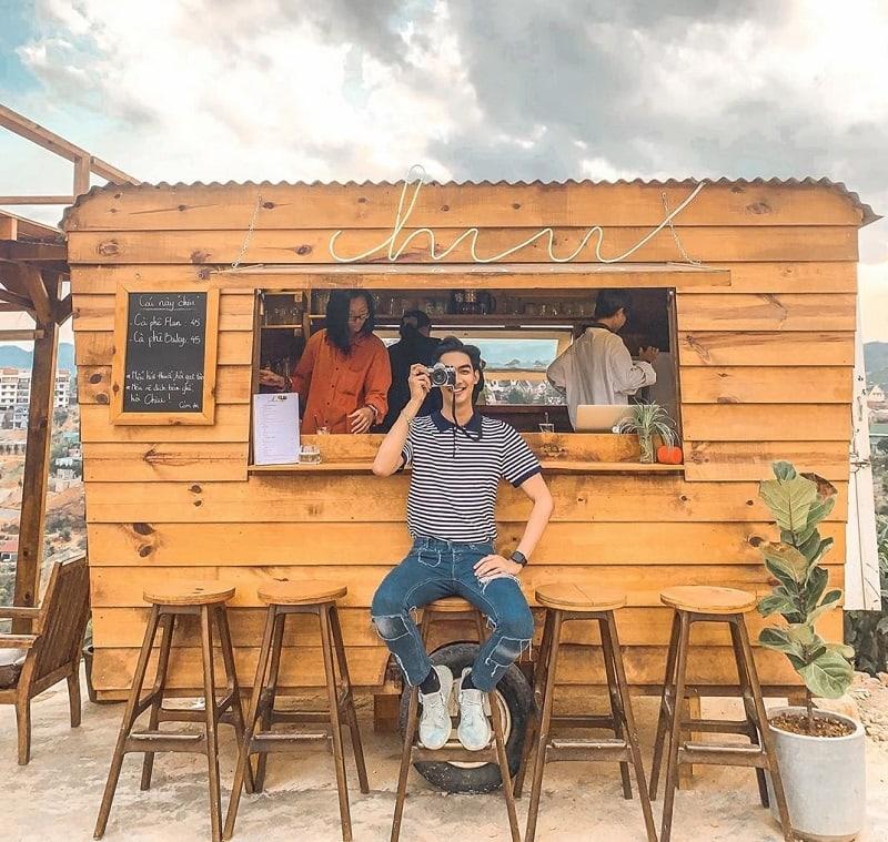 Những quán cafe đẹp ở Đà Lạt