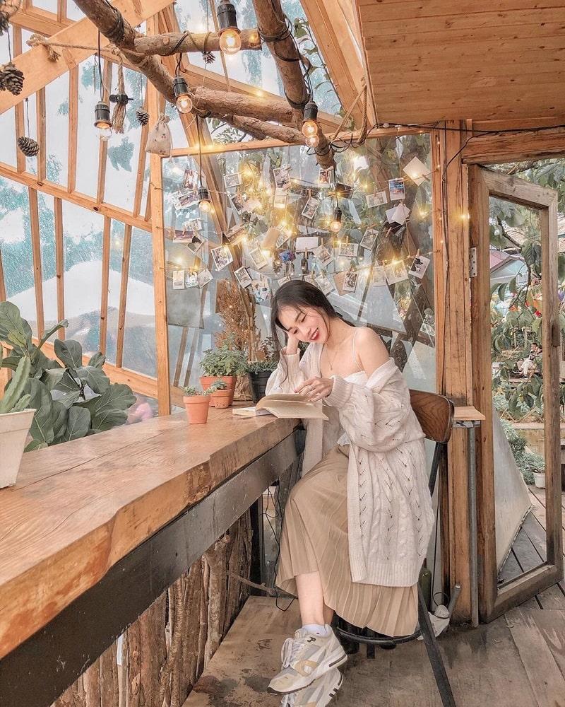 quán cafe có thú cưng ở Đà Lạt