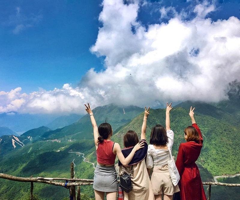Cảnh đẹp Sapa mùa hè