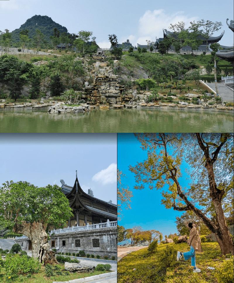 Check in chùa Tam Chúc Hà Nam mới nhất. Chùa Tam Chúc ở đâu?