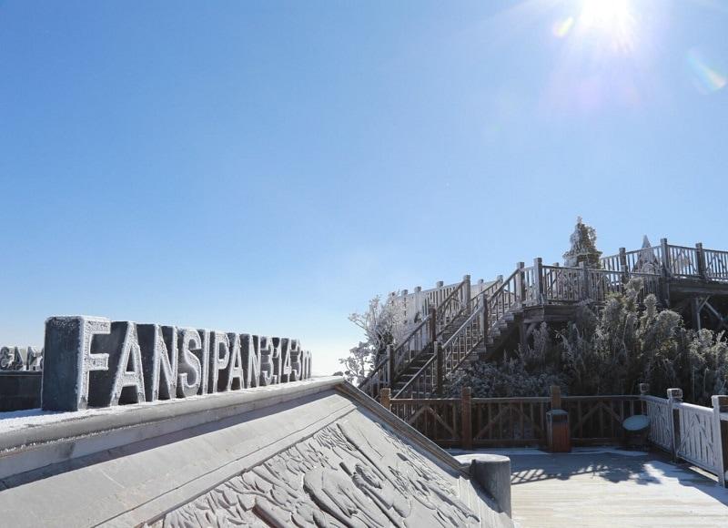 Những cảnh đẹp ở Sapa mùa đông