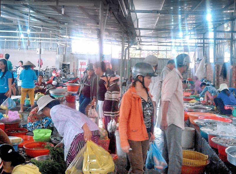 Chợ hải sản tươi sống Vũng Tàu giá rẻ nhất. Vũng Tàu có chợ hải sản nào ngon, giá bình dân?
