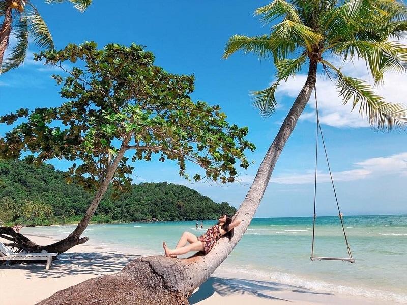 Bãi Dài - Bãi biển đẹp nhất Phú Quốc