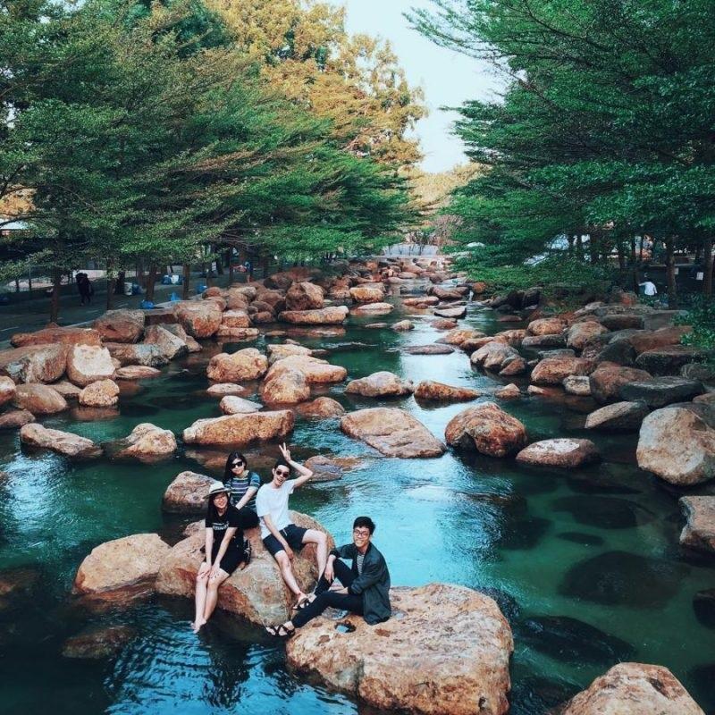 Top 10 khu du lịch gần Sài Gòn nổi tiếng