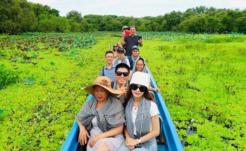 Tour du lịch miền Tây từ Sài Gòn