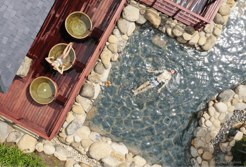 Review Yoko Onsen Quang Hanh, có gì ở suối nước nóng Quang Hanh?