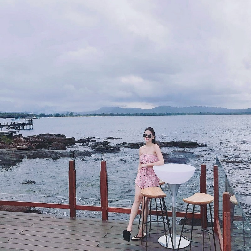 Rock Sunset Island - Quán cafe ngắm hoàng hôn ở Phú Quốc