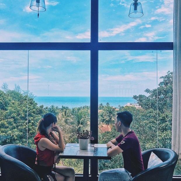 Skyline Café - Những quán cafe đẹp tại đảo Phú Quốc