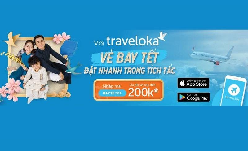 Đặt vé máy bay tết 2021 giá rẻ