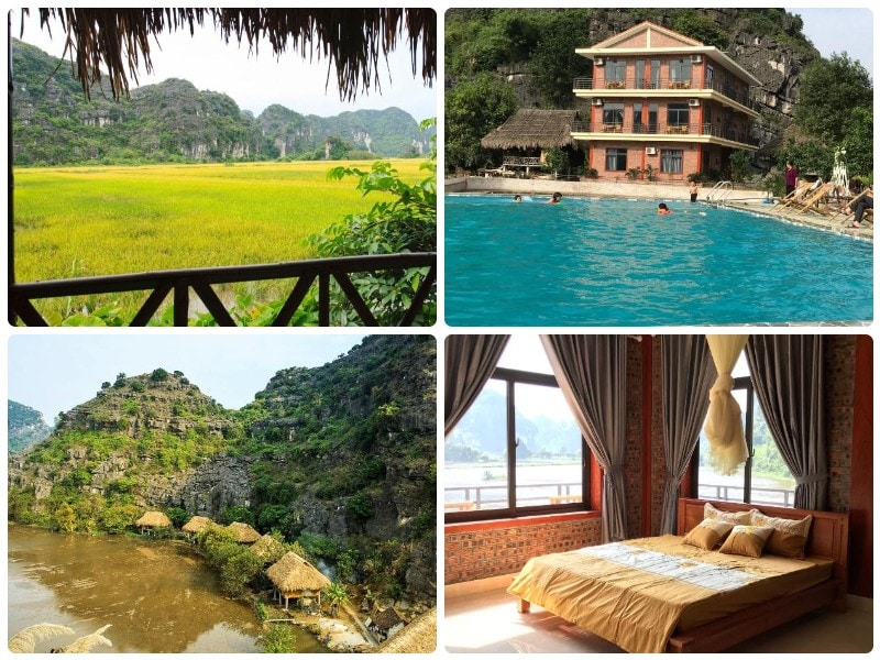 Homestay nổi tiếng ở Ninh Bình, Ninh Bình Panorama