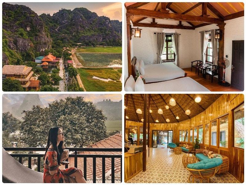 Homestay gần Hang Múa, Ninh Bình, Hang Múa Ecolodge