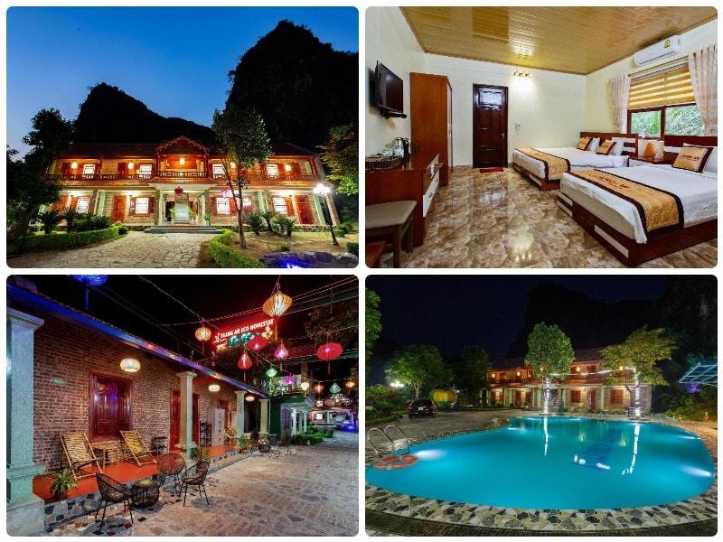 Homestay Ninh Bình, Tràng An Eco Homestay