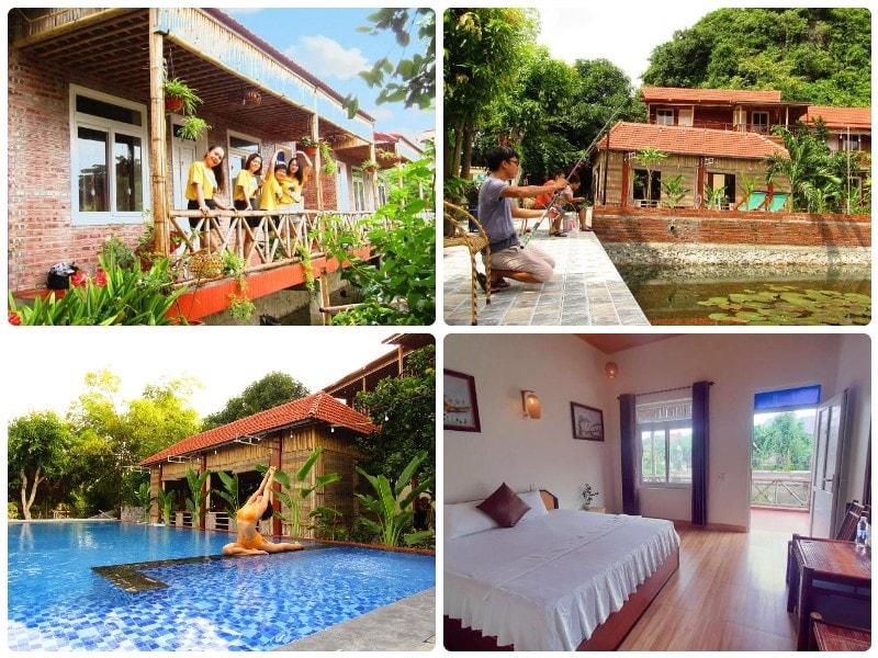 Homestay ở Ninh Bình, Ninh Bình Mountain Side Homestay