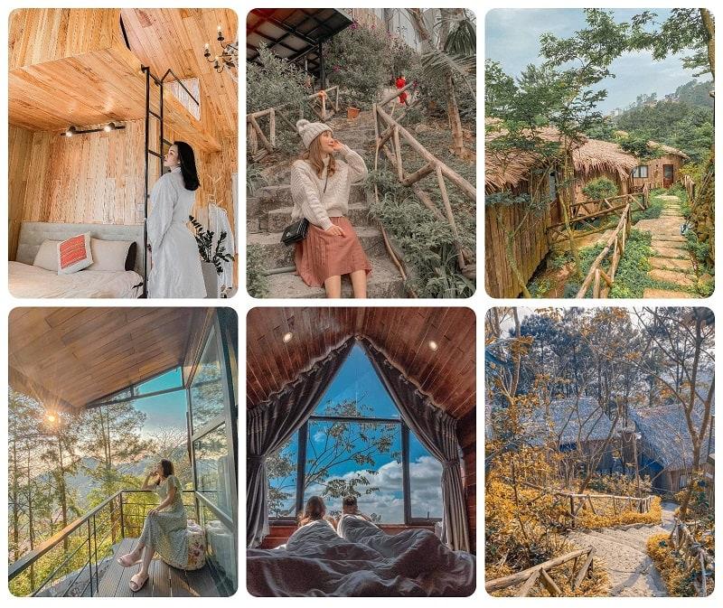 Homestay nổi tiếng Tam Đảo, Chillout Village Tam Đảo