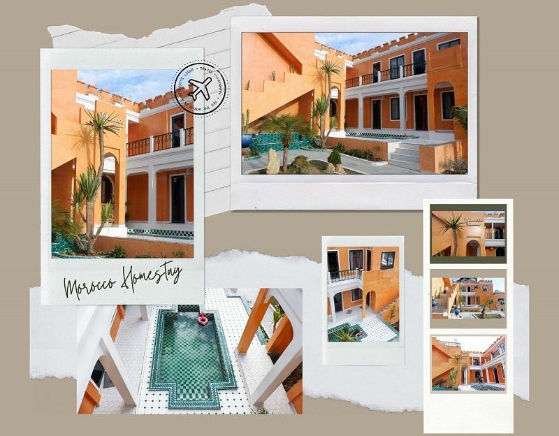 Homestay ở Tam Đảo, Morocco Homestay