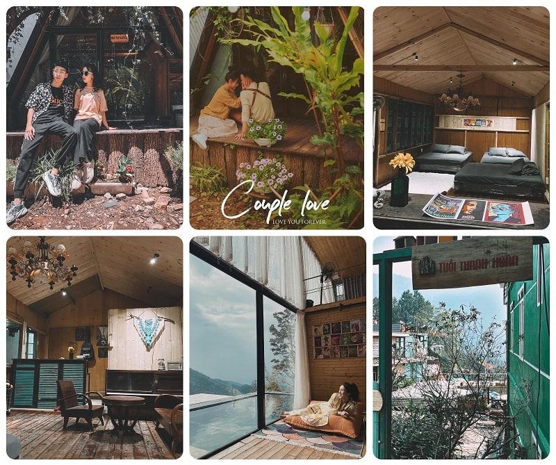 Du lịch Tam Đảo nên ở homestay nào, Nhà của tuổi Thanh Xuân