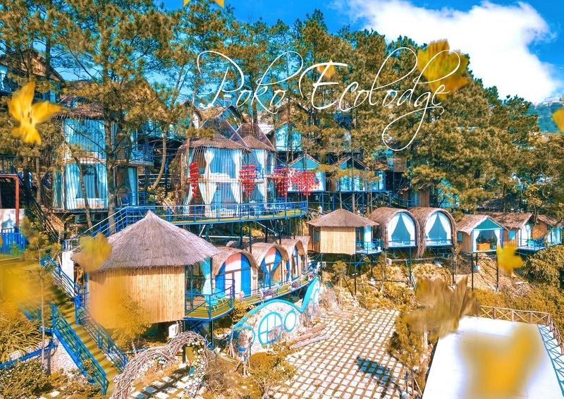 Homestay nổi tiếng ở Tam Đảo, Poko Ecolodge