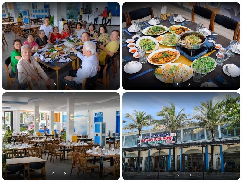 Quán hải sản ngon ở Phú Quốc, nhà hàng hải sản Love Phú Quốc