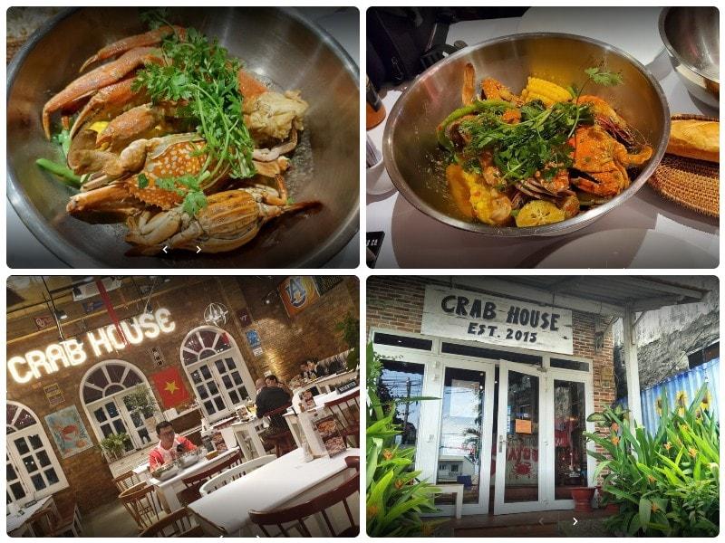 Nhà hàng hải sản Phú Quốc, địa chỉ ăn hải sản ở Phú Quốc, nhà hàng Ghẹ Phú Quốc