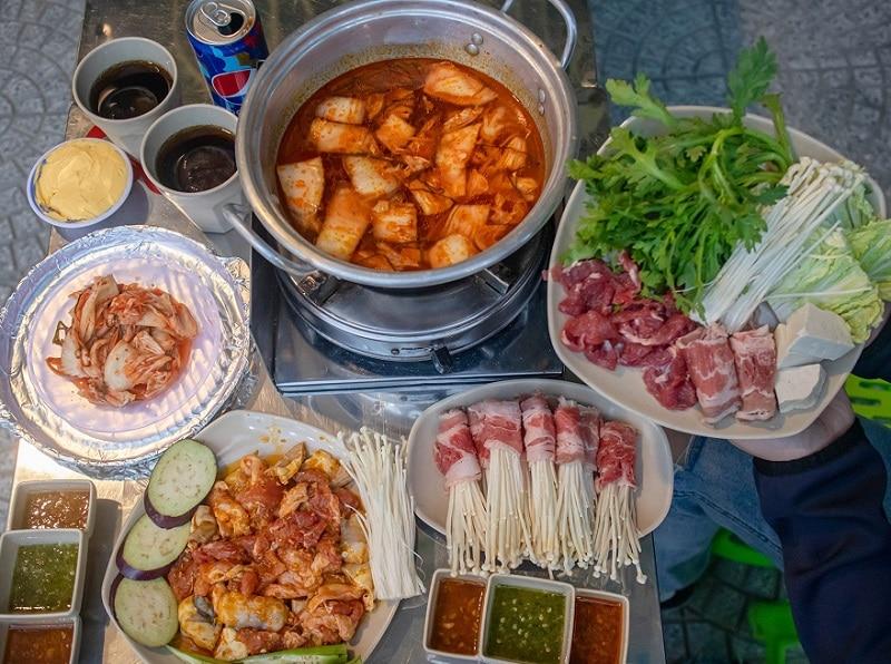 Quán ăn ngon Đà Nẵng, Nướng bơ 1986