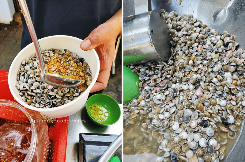 Quán ăn ngon ở Đà Nẵng, Ốc lể Quân Nguyễn