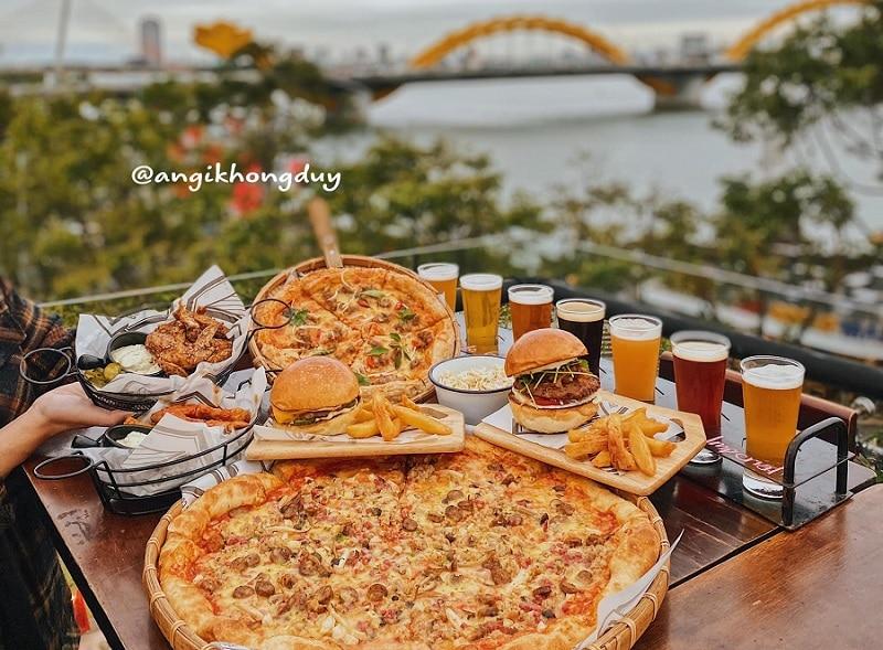 Quán ăn ngon ở Đà Nẵng,7 Bridges