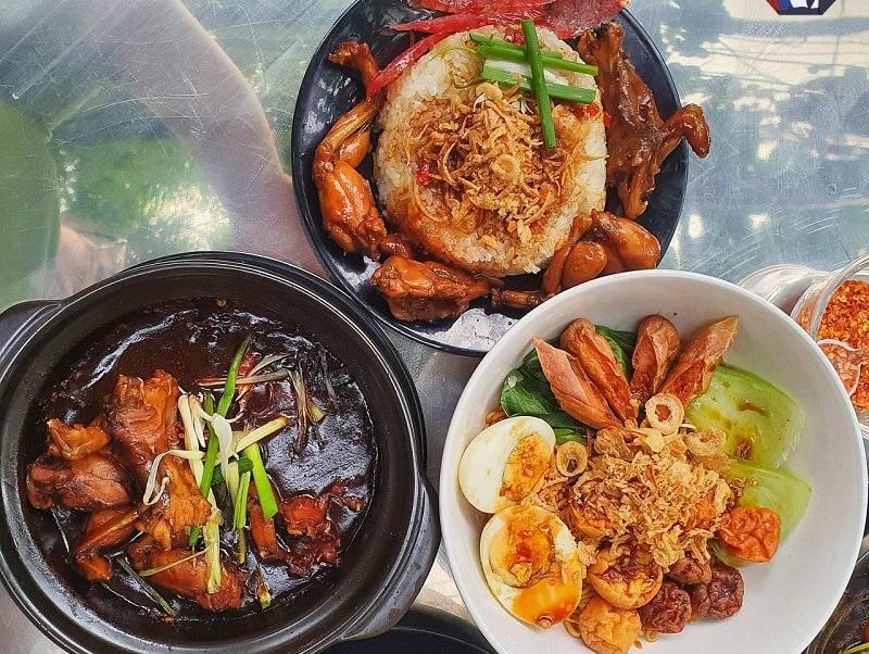 Quán ăn ngon ở Đà Nẵng, quán cháo ếch trên đường Huỳnh Thúc Kháng