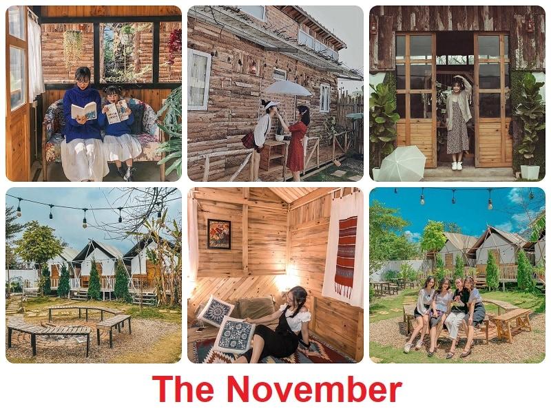 Homestay Mộc Châu đẹp, The November Mộc Châu