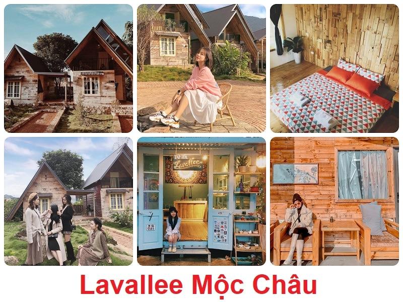 Homestay đẹp Mộc Châu, Lavallee Mộc Châu
