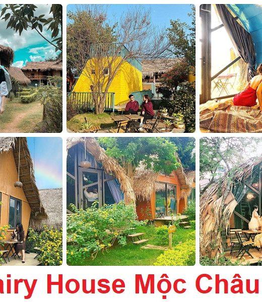 Homestay Mộc Châu view đẹp, Fairy House