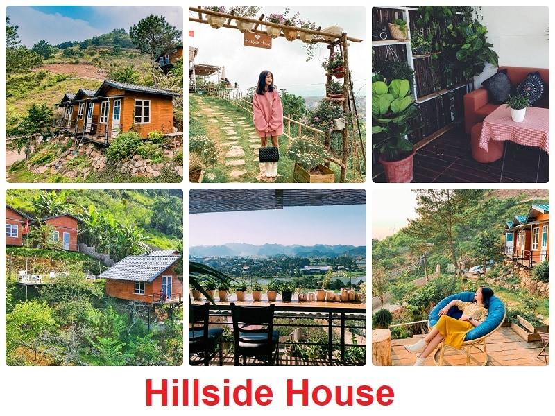 Homestay sống ảo đẹp ở Mộc Châu, Hillside House