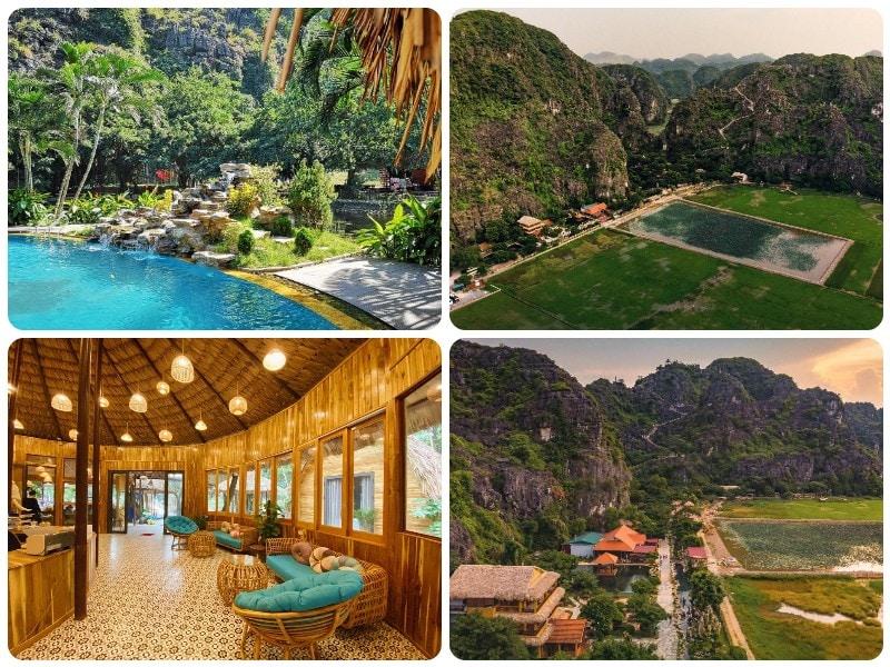 Du lịch Hang Múa nên ở khách sạn nào? Hang Múa Ecolodge
