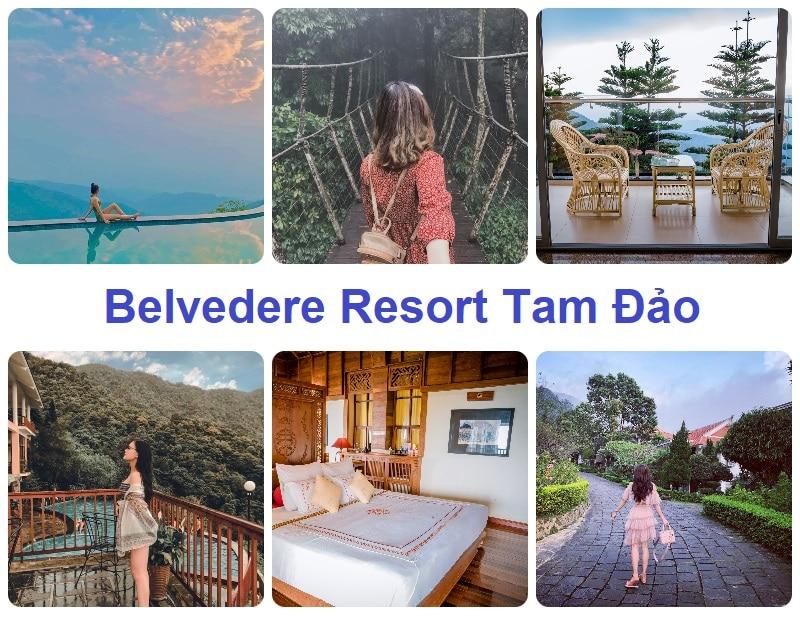Resort nổi tiếng ở Tam Đảo, Tam Đảo Belvedere Resort