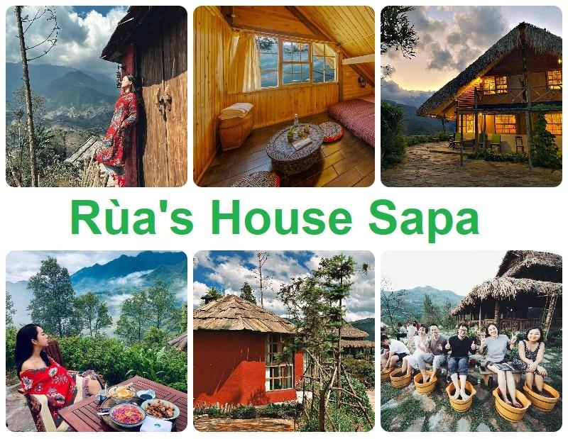 Homestay ở Sapa view đẹp, Rùa's House Sapa