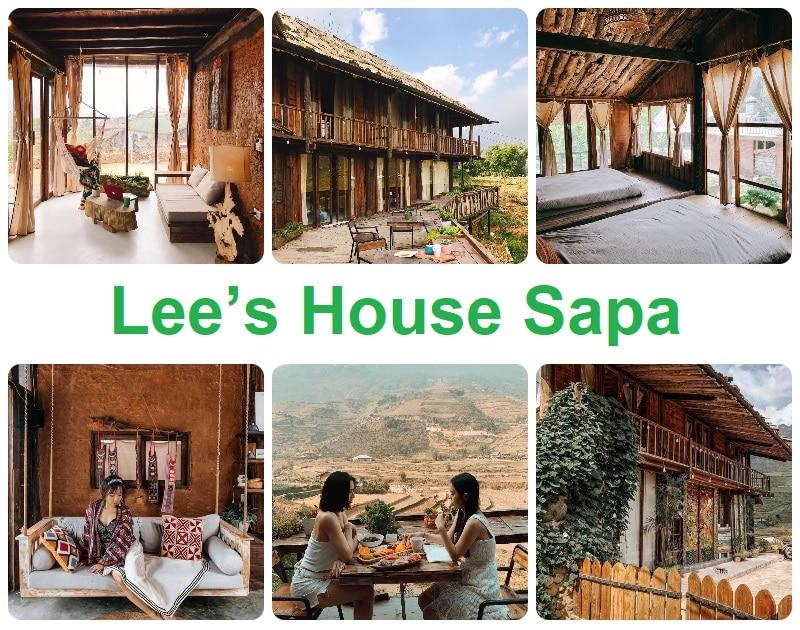 Homestay độc đáo ở Sapa, Lee's House Sapa