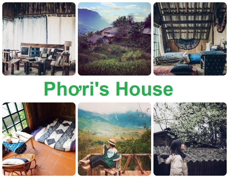 Homestay nổi tiếng ở Sapa, Phơri's House