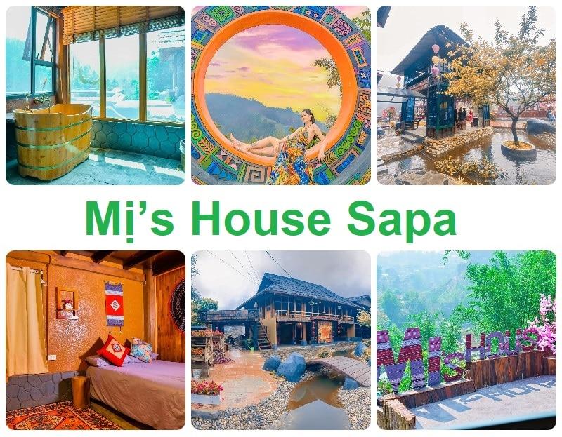 Homestay Sapa giá rẻ, Mị's House Sapa