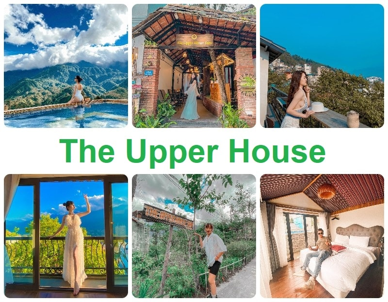 Homestay ở Sapa đẹp, giá rẻ, The Upper House Sapa