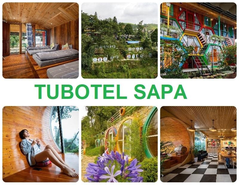 Homestay Sapa view đẹp, Tubotel Sapa