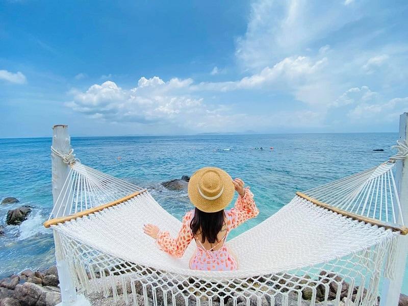Đảo Cù Lao Xanh có gì đẹp? Vẻ đẹp của biển Cù Lao Xanh