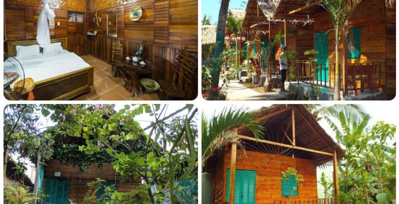 Homestay đẹp ở Cần Thơ, Green Garden Homestay